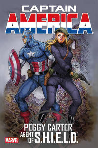 Cover Thumbnail for Captain America: Peggy Carter, Agent of S.H.I.E.L.D. (Marvel, 2014 series)