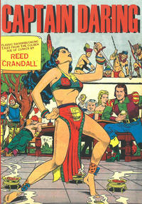 Cover Thumbnail for Captain Daring (Boardman Books, 2014 series)