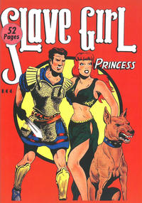 Cover Thumbnail for Slave Girl Princess (Boardman Books, 2014 series)