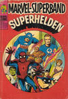 Cover for Marvel-Superband Superhelden (BSV - Williams, 1975 series) #1