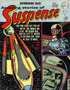 Cover for Amazing Stories of Suspense (Alan Class, 1963 series) #110