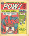 Cover for Pow! (IPC, 1967 series) #3