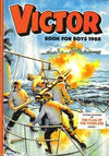 Cover for The Victor Book for Boys (D.C. Thomson, 1965 series) #1988