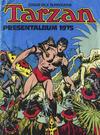 Cover for Tarzan presentalbum (Williams Förlags AB, 1975 series) #1975