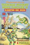 Cover for Teenage Mutant Hero Turtles special (Atlantic Förlags AB; Pandora Press, 1991 series) #4/1991