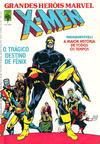 Cover for Grandes Heróis Marvel (Editora Abril, 1983 series) #7