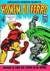Cover for Grandes Heróis Marvel (Editora Abril, 1983 series) #11
