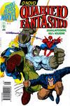 Cover for Grandes Heróis Marvel (Editora Abril, 1983 series) #45
