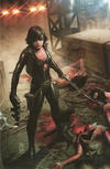 Cover for The Ninjettes (Dynamite Entertainment, 2012 series) #1 [Virgin Art Retailer Incentive]