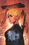 Cover for The Ninjettes (Dynamite Entertainment, 2012 series) #2 [Virgin Art Retailer Incentive]