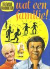 Cover for Televisie favorieten (Nederlandse Rotogravure Pers, 1970 series) #13 - Wat een familie!