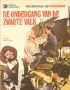 Cover for Roodbaard (Oberon; Dargaud Benelux, 1976 series) #8 - De ondergang van de Zwarte Valk