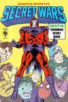 Cover for Secret Wars (Guerras Secretas) (Editora Abril, 1986 series) #2
