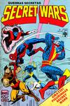Cover for Secret Wars (Guerras Secretas) (Editora Abril, 1986 series) #3