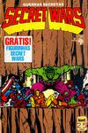 Cover for Secret Wars (Guerras Secretas) (Editora Abril, 1986 series) #4