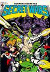 Cover for Secret Wars (Guerras Secretas) (Editora Abril, 1986 series) #6