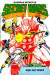 Cover for Secret Wars (Guerras Secretas) (Editora Abril, 1986 series) #7