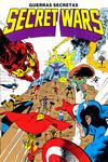 Cover for Secret Wars (Guerras Secretas) (Editora Abril, 1986 series) #9