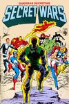 Cover for Secret Wars (Guerras Secretas) (Editora Abril, 1986 series) #11