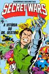 Cover for Secret Wars (Guerras Secretas) (Editora Abril, 1986 series) #12