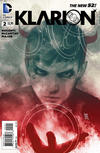 Cover Thumbnail for Klarion (2014 series) #2 [Andrea Sorrentino Cover]