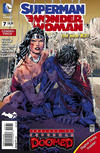 Cover for Superman / Wonder Woman (DC, 2013 series) #7 [Combo Pack]