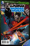 Cover for Superman / Wonder Woman (DC, 2013 series) #9 [Combo Pack]