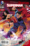 Cover for Superman / Wonder Woman (DC, 2013 series) #12 [Combo Pack]