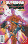 Cover for Superman / Wonder Woman (DC, 2013 series) #14 [Combo Pack]