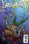 Cover for Aquaman (DC, 2011 series) #35 [Monsters of the Month Cover]
