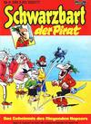 Cover for Schwarzbart der Pirat (Bastei Verlag, 1980 series) #4