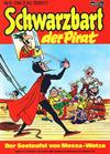 Cover for Schwarzbart der Pirat (Bastei Verlag, 1980 series) #6