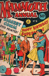 Cover for Mammoth Annual (K. G. Murray, 1959 ? series) #8