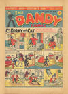 Cover for The Dandy Comic (D.C. Thomson, 1937 series) #320