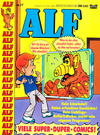 Cover for Alf (Bastei Verlag, 1988 series) #27