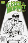 "Cover Thumbnail for Green Hornet: Year One (2010 series) #11 [""Black, White & Green"" Retailer Incentive Cover]"