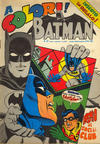 Cover for Batman (Arnoldo Mondadori Editore, 1966 series) #37