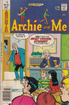 Cover for Archie and Me (Archie, 1964 series) #93