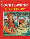Cover for Suske en Wiske (Standaard Uitgeverij, 1967 series) #87 - De vliegende aap