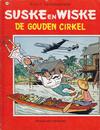 Cover for Suske en Wiske (Standaard Uitgeverij, 1967 series) #118 - De gouden cirkel