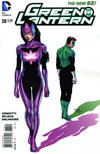 Cover for Green Lantern (DC, 2011 series) #38 [Direct Sales]