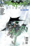 Cover for Batman Eternal (DC, 2014 series) #40