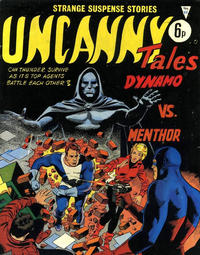Cover Thumbnail for Uncanny Tales (Alan Class, 1963 series) #89