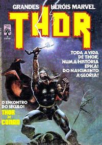 Cover Thumbnail for Grandes Heróis Marvel (Editora Abril, 1983 series) #5