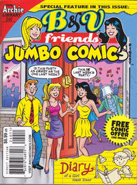 Cover Thumbnail for B&V Friends Double Digest Magazine (Archie, 2011 series) #240