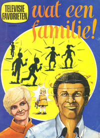 Cover Thumbnail for Televisie favorieten (Nederlandse Rotogravure Pers, 1970 series) #13
