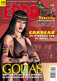 Cover Thumbnail for Eppo Stripblad (Don Lawrence Collection, 2009 series) #19/2014