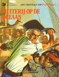Cover Thumbnail for Roodbaard (Oberon; Dargaud Benelux, 1976 series) #[4] - Muiterij op de oceaan