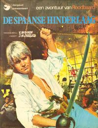 Cover Thumbnail for Roodbaard (Oberon; Dargaud Benelux, 1976 series) #7 - De Spaanse hinderlaag
