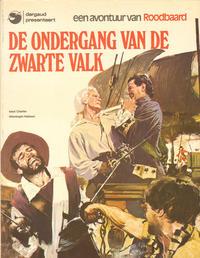 Cover Thumbnail for Roodbaard (Oberon; Dargaud Benelux, 1976 series) #8 - De ondergang van de Zwarte Valk